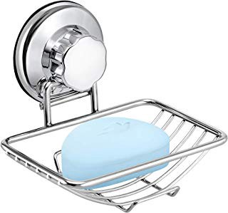 W Clear  Vinyl L x 2.3 in InterDesign  X2  Soap Dish  3 in
