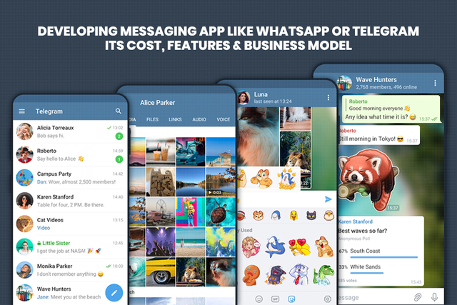 How Much Does It Cost to Develop a Messaging App Like Whatsapp