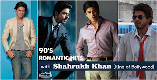 Top 15 Evergreen Songs Of Shahrukh Khan And Their Links 90 S