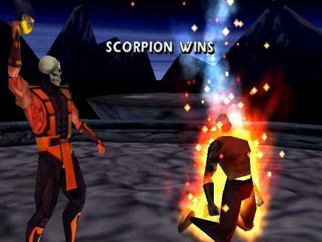 On Mortal Kombat 4 - Zolani Stewart - Medium