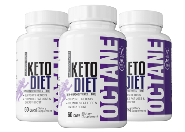 Octane Keto Reviews, Diet Pills, Price, Trial & Buy!!