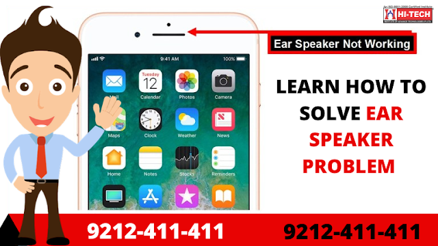 Mobile Phone Earpiece Ear Speaker Problem And Solution By Phonerepairing Course Medium
