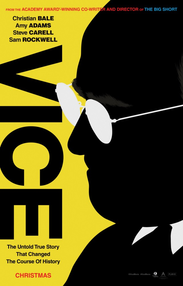"""Film Review:"""" Vice"""" (2018)"""