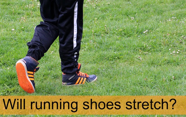 Will Running Shoes Stretch. It's very