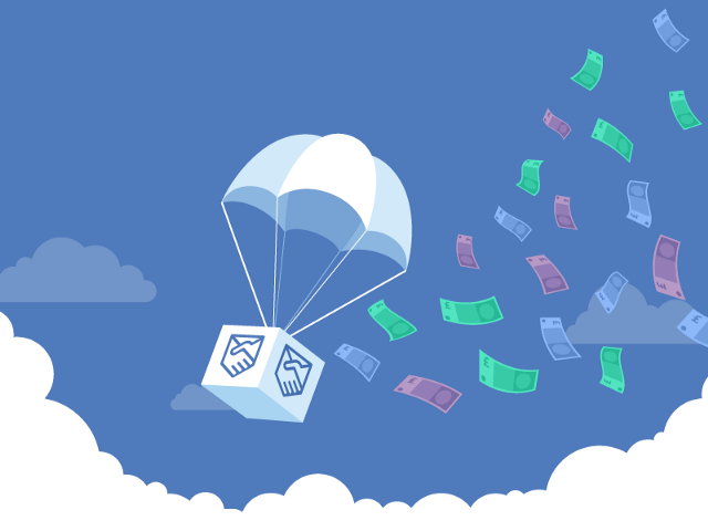 $3000 worth of AT token Airdrop & Listing on WirePurse