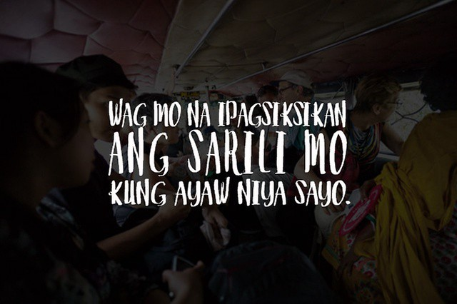 10 Hugot Lines That Are Too Spot On For Your Life - THREAD