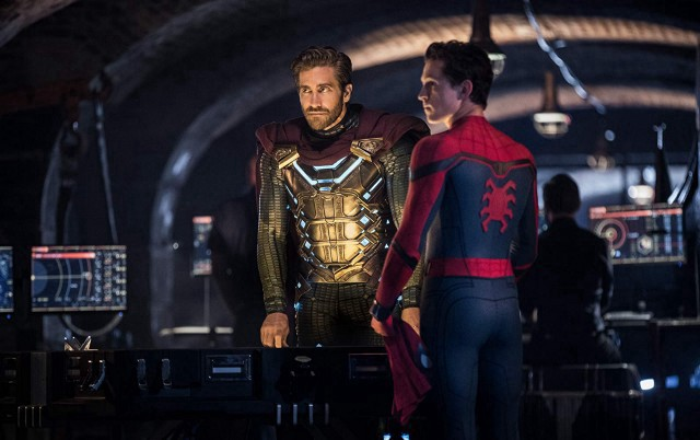 google drive spider man far from home movie