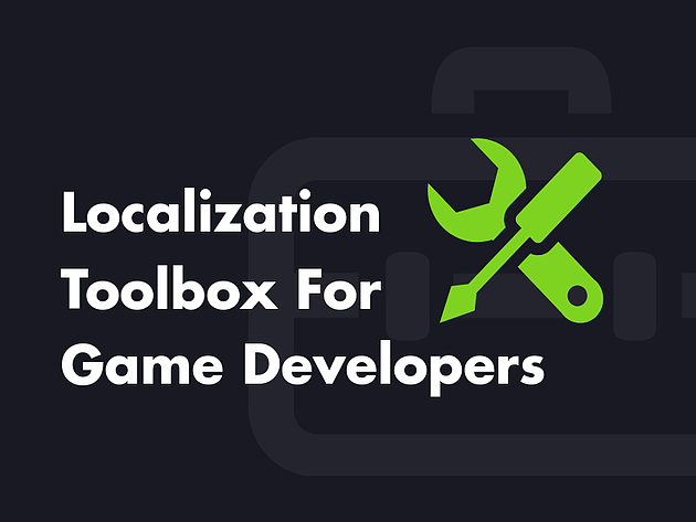 Game Localization Tools — Collaborative list - Level Up