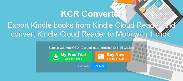 Kindle Books From Cloud Reader