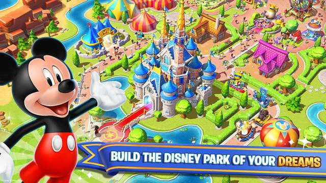New iPad Games and Apps of the Week: Disney Magic Kingdoms