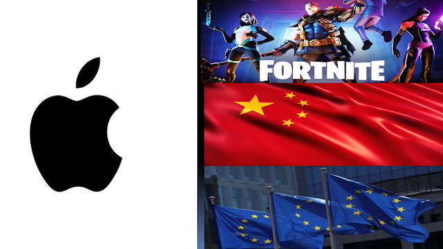 Fortnite Makes My Hands Hurt From Fortnite To China Apple Is Having A Bad Summer By Adam Medium