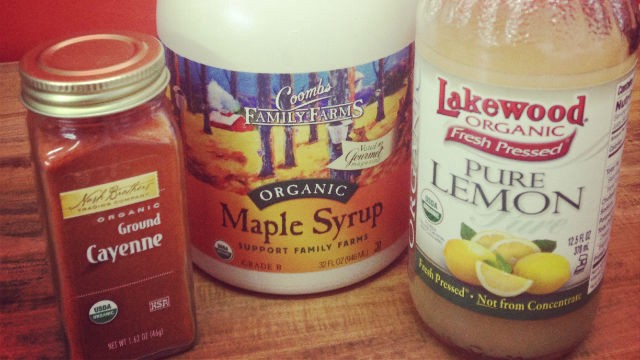 The Master Cleanse Or The 10 Day Lemon Juice Cleanse A Bootcamp