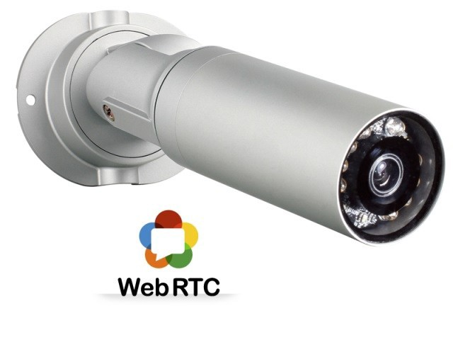 2 Simple Ways to make IP Camera WebRTC (Web) Compatible