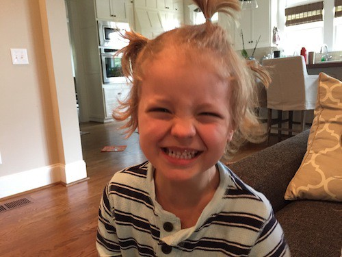 My 5 Year Old Told Another Boy Ponytails Are For Girls