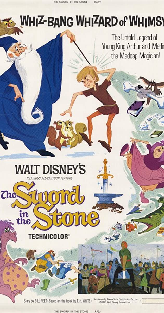 """In Defense of """"The Sword in the Stone"""" (1963)"""