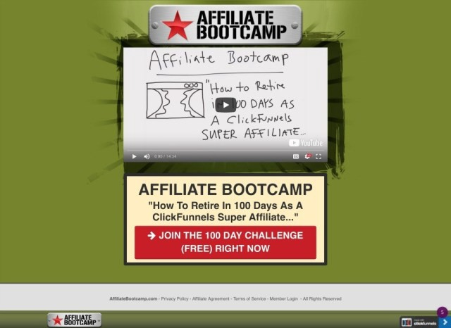 The 25-Second Trick For Clickfunnels Affiliate Bootcamp