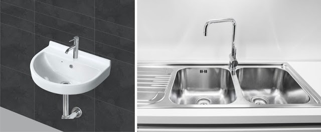 Difference Between Basin And Sink