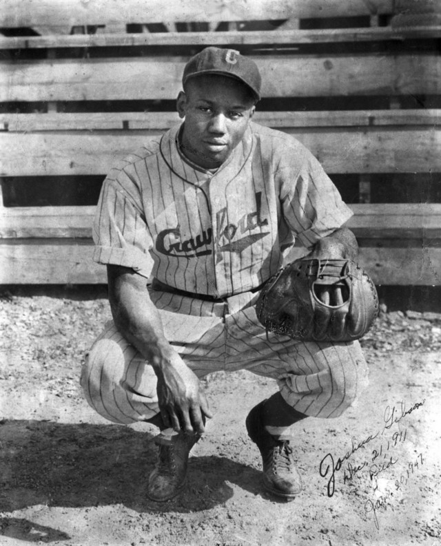 MLB Pariah HalChase本当に好きな野球HOFerJosh Gibson
