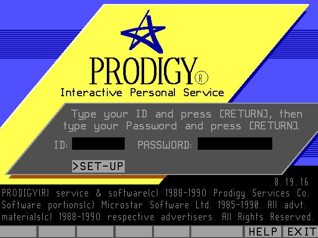 How I tried to hack my parents' Prodigy account - Robby