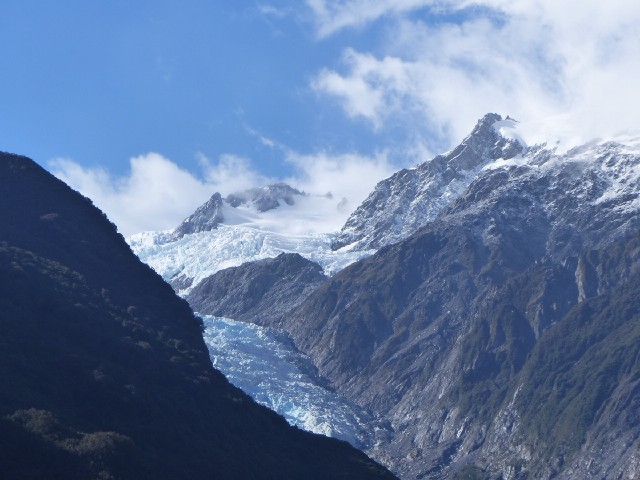 Campervanning New Zealand's South Island(Part 4):Glaciers&Kiwis