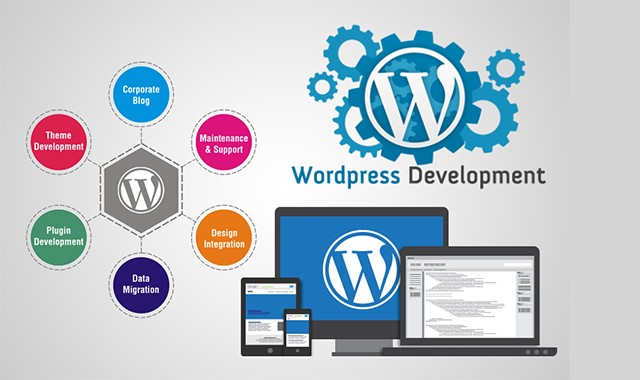 wordpress website design in Melbourne