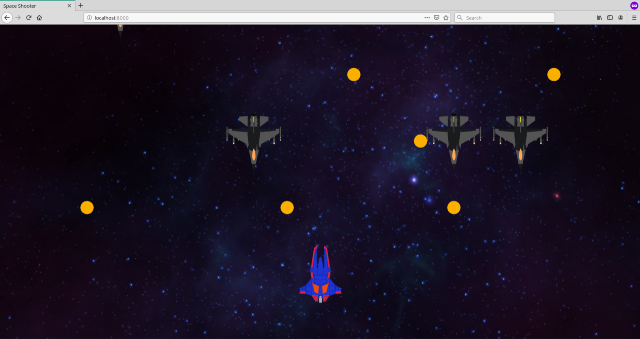 Tutorial de Three.js para crear tu primer juego de navegador: Space Shooter
