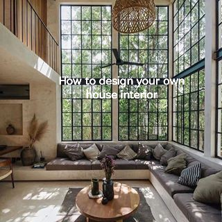 How to design your own house