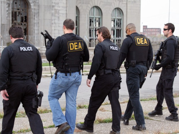 a day in the life of a federal agent on the job