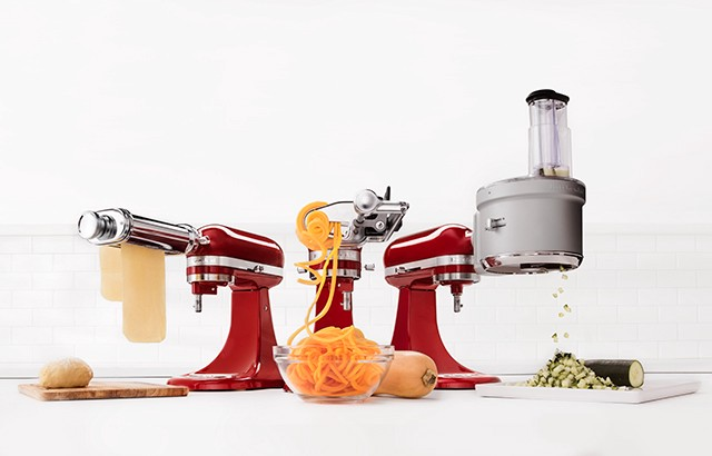 Kitchenaid Mixer Attachments All 83 Attachments Add Ons And Accessories Explained By Mr Product Medium