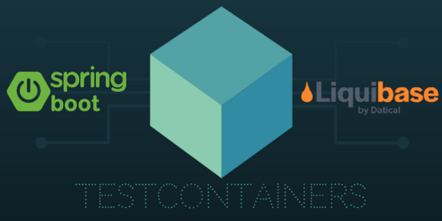 Integrationstests mit TestContainern, Spring Boot, Liquibase