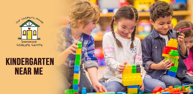 Are you looking for the best Kindergarten Near me.?