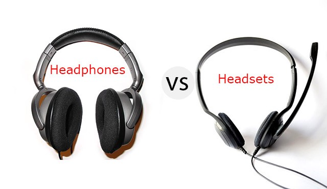 The Difference Between Headsets And Headphones By Korno Joy Medium