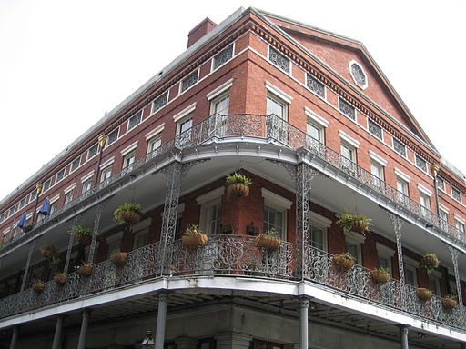 Pontalba Buildings Are Evocative Of The Decadent And Elegant Architecture That Define New Orleans Forming Two Sides Nola S Famous Jackson Square In