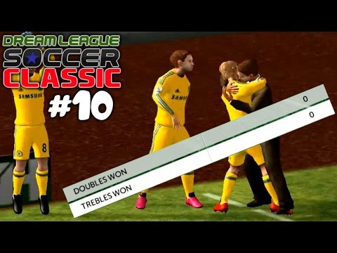 download dream league soccer classic mod unlimited money