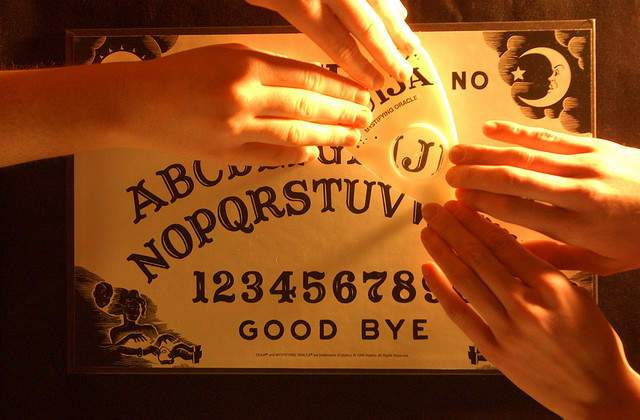 Picture Of Ouija Board