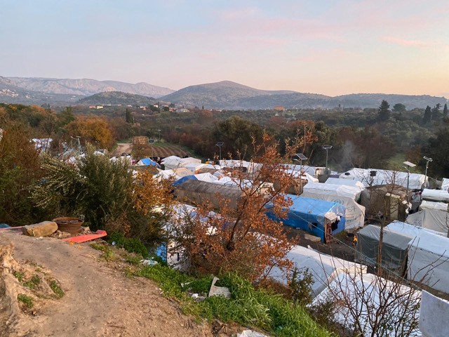 AYS Special from Chios: What is life really like in a Greek Refugee Camp? |  by Are You Syrious? | Are You Syrious? | Medium
