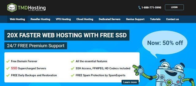 TMDHosting Coupon Code Get 70% Off Best Promo Codes 2020