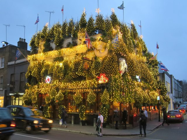 4 Of The Best London Pubs For The Weekend Before Christmas By Midway London Medium