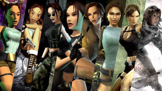 Tomb Raider Ideological Perspectives Transmedia Narratives