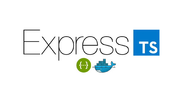 TypeScript、Swagger UI、DockerComposeを備えたExpress.jsバックエンド