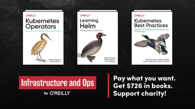 Infrastructure and Ops Book Bundle โดย O'Reilly