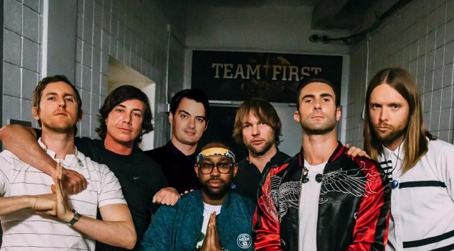 Maroon 5: The Fall from Grace