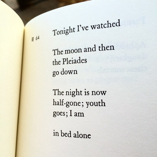 Astronomers Crack The Secret Of This Gorgeous Poem By Sappho By Clive Thompson Medium Normal people in their real life attire, vehicles or habits. secret of this gorgeous poem by sappho
