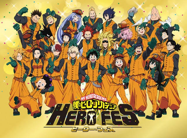 My Hero Academia Heroes Rising 2020 Dubbed English By Watch Stream Go Medium