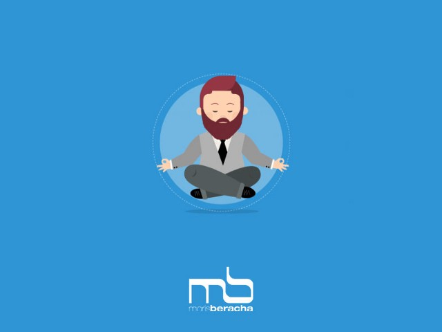 mindfulness training for managers or reflective thinking in companies moris beracha