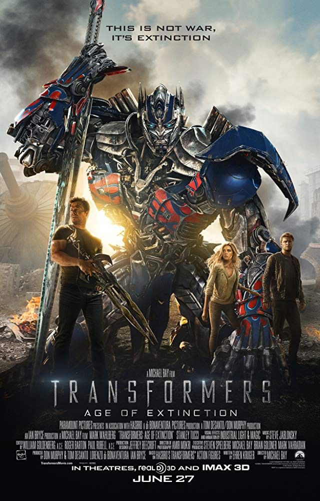 transformers age of extinction full movie free