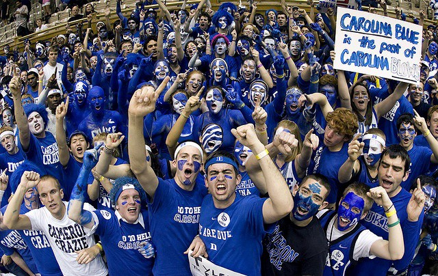 Image result for duke fans