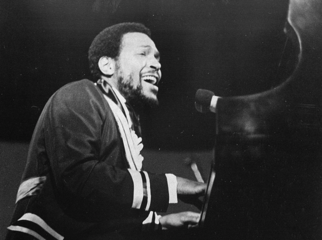 Washington DC'den Marvin Gaye