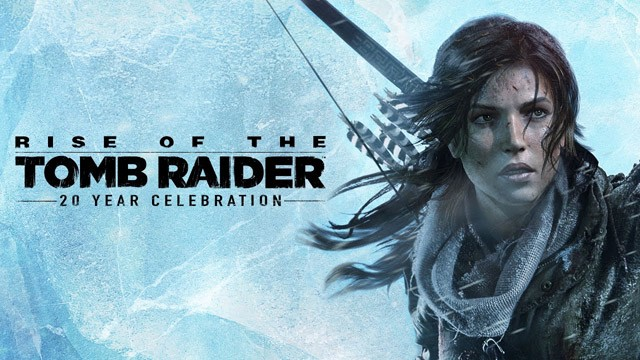 tomb raider 20 year celebration gameplay