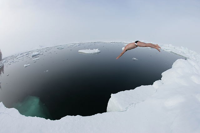 Cold Water Swimming - Jump in and Feel New | by Paul Arthur | Medium